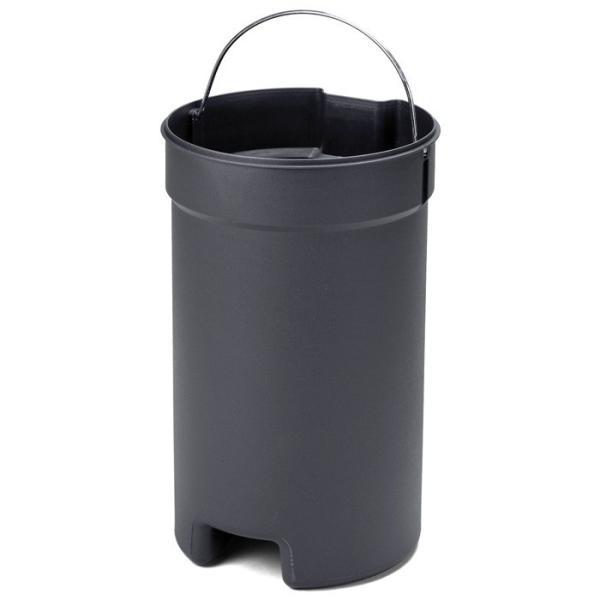 送料無料 ポイント消化 ペダルペール ゴミ箱 ごみ箱 おしゃれ ペダルペール丸12L|livewell|06