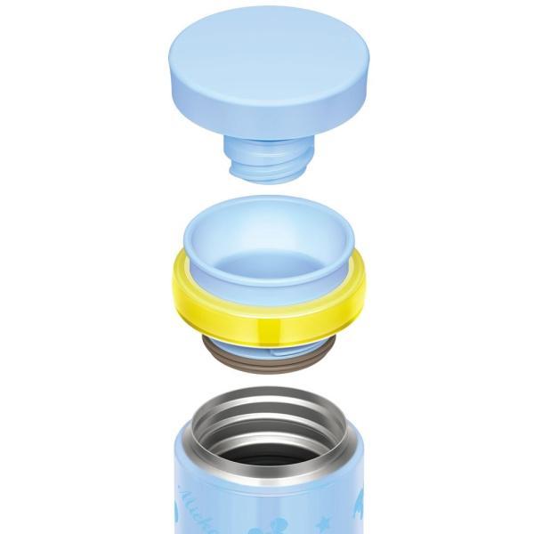 水筒 真空断熱ケータイマグ 350ml ディスニー ブルー JNO-351DS BL サーモス|livingheart|03