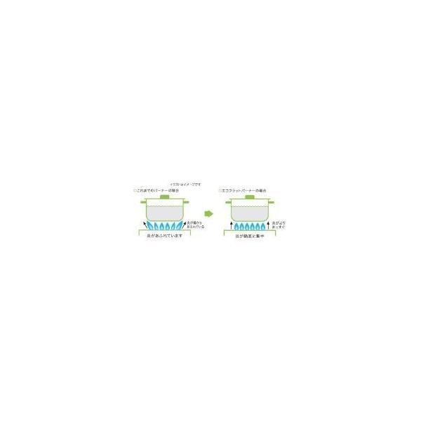パロマ コンパクトガステーブルコンロ IC-N36H-R(右強火) LPプロパン 色ホワイト|livingheart|05
