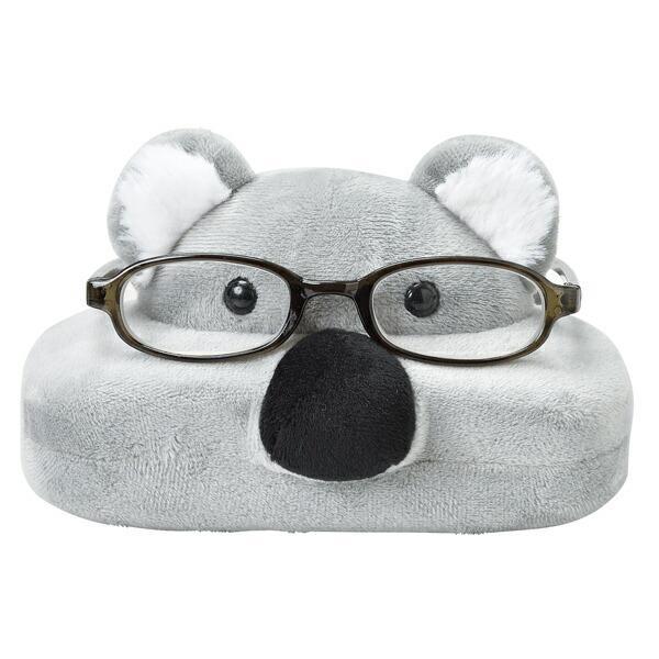 メガネスタンド コアラ 眼鏡ケース 収納 ( メガネ 眼鏡 スタンド ケース ぬいぐるみ )
