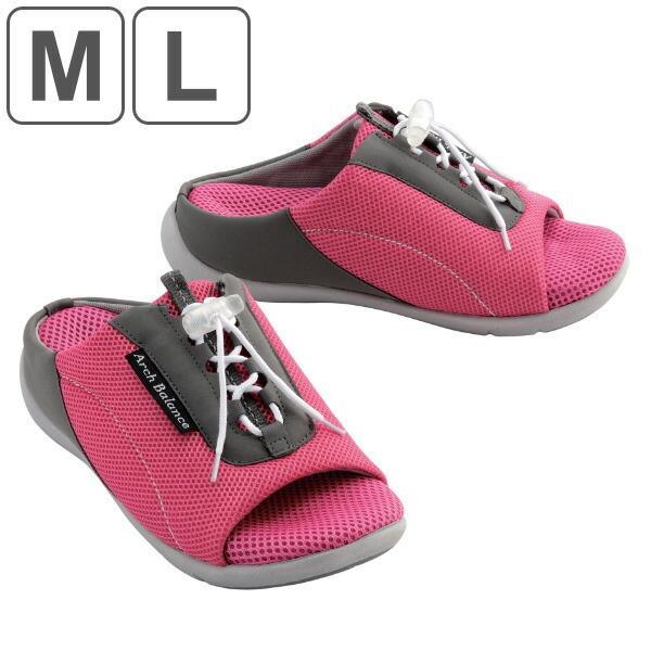 スニーカー 靴 勝野式 Dr.アーチスニーカー ローズ Mサイズ Lサイズ ( アーチスリッパ 健康サンダル サンダル )