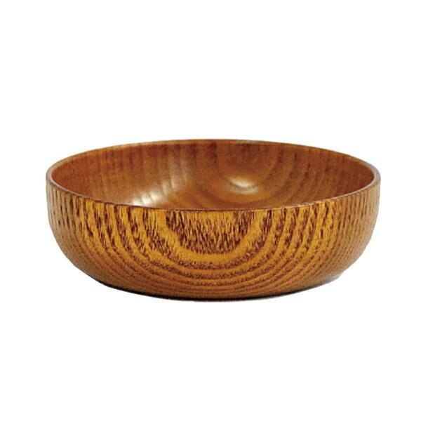 菓子鉢 13cm 小鉢 木製 天然木 漆 ( 菓子器 菓子盆 トレー 小さめ 木目 和菓子 漆塗り ウッドトレイ 和食器 )