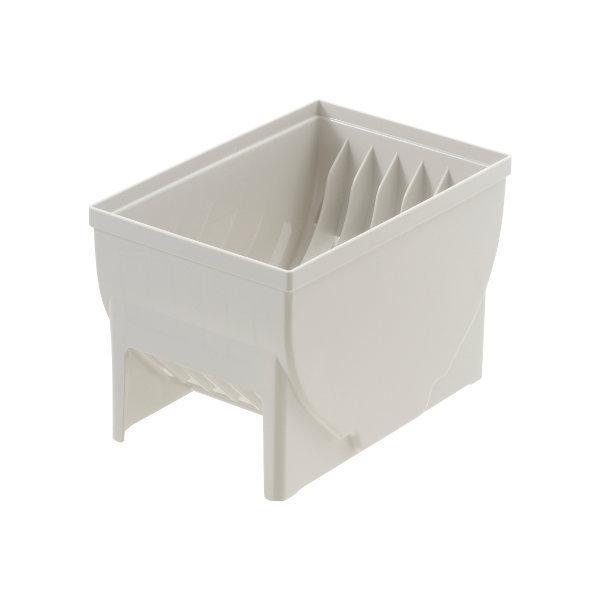 キッチン収納ケースディッシュスタンドSシステムキッチン引き出し用トトノ(皿立てディッシュラック食器収納)