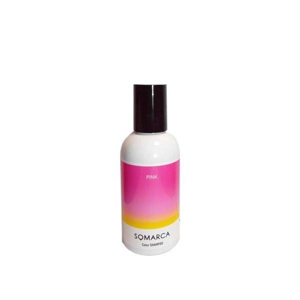 ホーユー ソマルカ ムラシャン カラーシャンプー ピンク 150ml HOYU|liwon-beauty