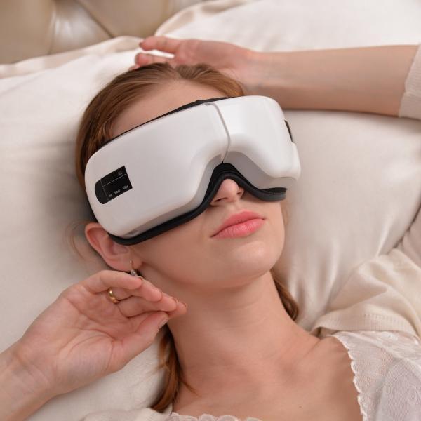 アイマッサージャー 目元マッサージャー 目のマッサージ機 ホットアイマスク マッサージ器 眼精疲労 LIworld TAK-1|liworldhomeproduct|12