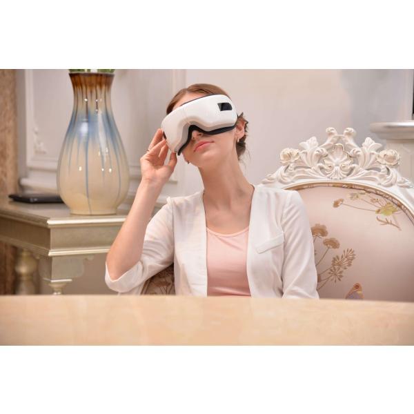 アイマッサージャー 目元マッサージャー 目のマッサージ機 ホットアイマスク マッサージ器 眼精疲労 LIworld TAK-1|liworldhomeproduct|13