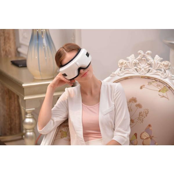アイマッサージャー 目元マッサージャー 目のマッサージ機 ホットアイマスク マッサージ器 眼精疲労 LIworld TAK-1|liworldhomeproduct|14