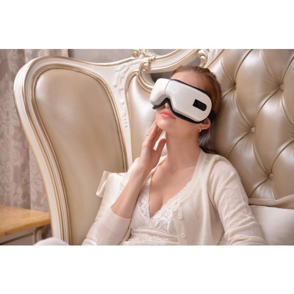 アイマッサージャー 目元マッサージャー 目のマッサージ機 ホットアイマスク マッサージ器 眼精疲労 LIworld TAK-1|liworldhomeproduct|16