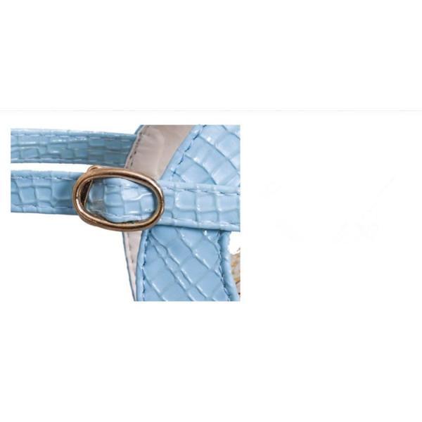 ウェッジサンダル レディース 春夏 履きやすい サンダル レディース 厚底 ウェッジソール サンダル  太ヒール ハイヒール 美脚 シューズ 3色|liz-store|16