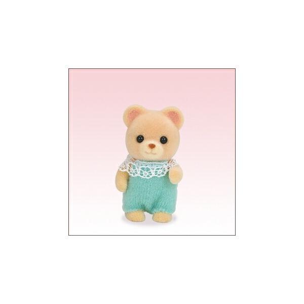 シルバニアファミリー クマの赤ちゃん ク-68