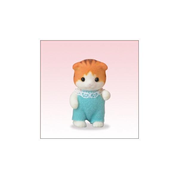 シルバニアファミリー メイプルネコの赤ちゃん ニ-101