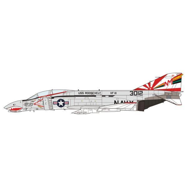 1/48 F-4B/N ファントムII VF-111 サンダウナーズ CAG 07503