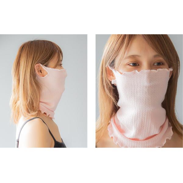 即納 もっちりシルクおやすみマスク 日本製 送料無料 お休みマスク シルク 保湿 乾燥 睡眠 冷え対策 就寝用マスク 寝るとき 在庫あり 洗える 洗濯できる|llic|07