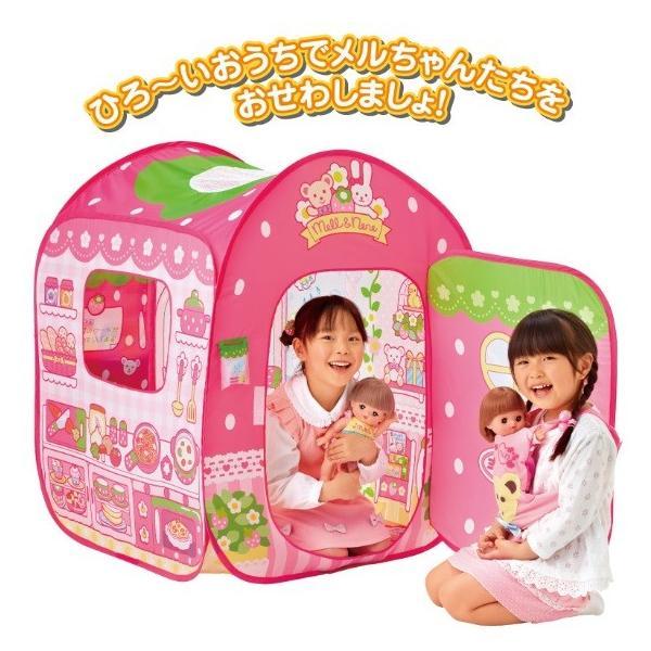 RoomClip商品情報 - メルちゃん おせわパーツ メルちゃんとネネちゃん いちごのおおきなおうち