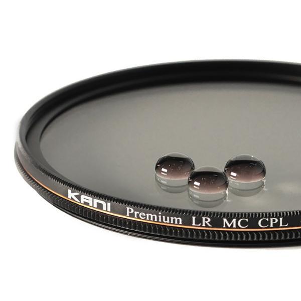 KANIフィルター プレミアムサーキュラーPL 67mm|locadesign|02