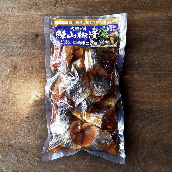 「会津二丸屋」郷土料理百選 鰊の山椒漬け にしんの山椒漬け 200g|localtoglobal|02
