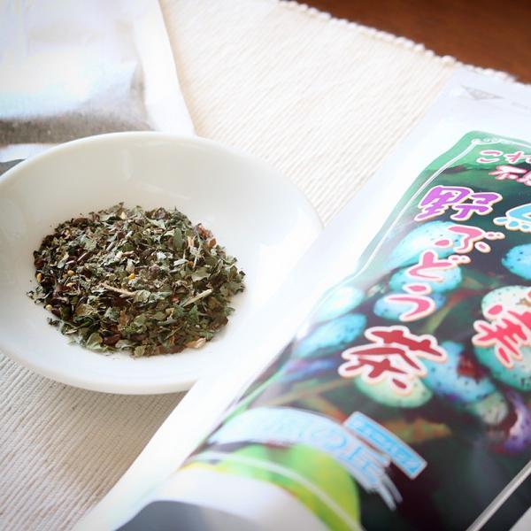 「やないづ食品」ぶすの実の茶 4g×20袋 5個セット(ブスの実、ノブドウ、ウマブドウ)|localtoglobal|05