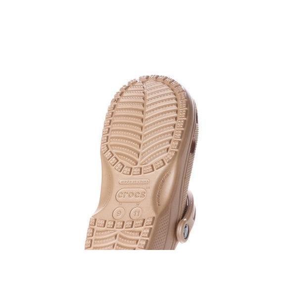 クロックス crocs 10001 CLASSIC CLOG クラシック クロッグ サンダル (ゴールド)