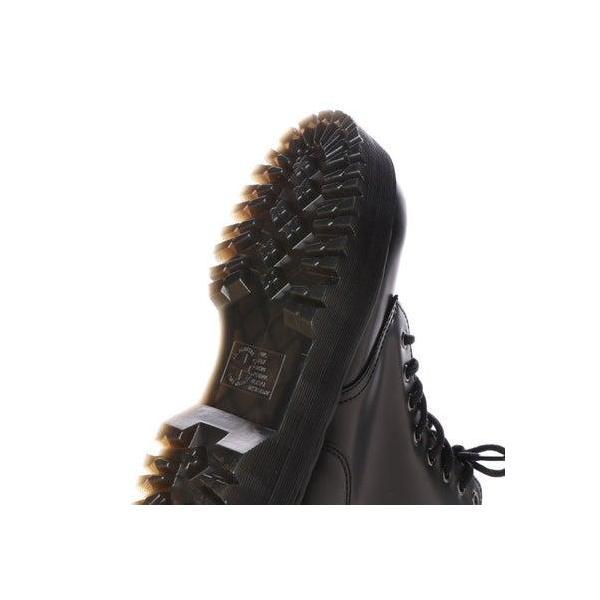 ドクターマーチン Dr.Martens QUAD RETRO JADON 8 ホールブーツ (BLACK)