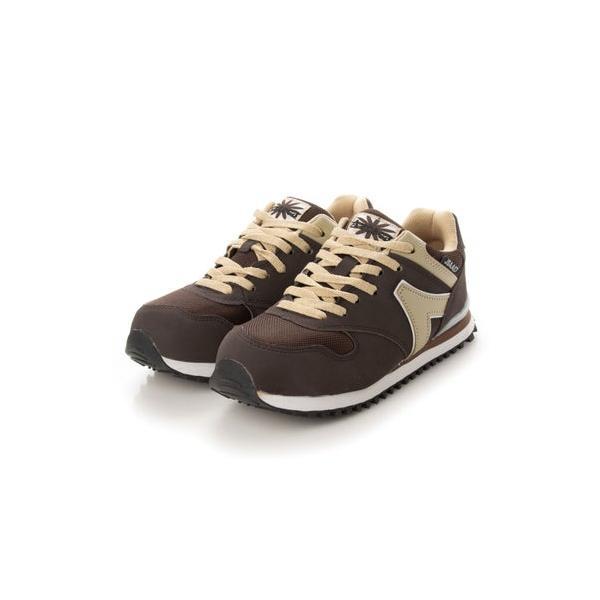 ジーディージャパン GD JAPAN 安全靴 セーフティーシューズ 鋼鉄先芯 ローカット 軽量 AT-354 ブラウン (ブラウン)