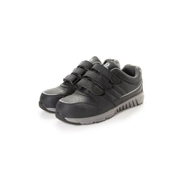 ジーディージャパン GD JAPAN 安全靴 セーフティーシューズ 鋼鉄先芯 ローカット 軽量 GD-970 ブラック (ブラック)