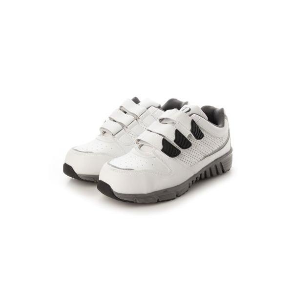 ジーディージャパン GD JAPAN 安全靴 セーフティーシューズ 鋼鉄先芯 ローカット 軽量 GD-970 ホワイト (ホワイト)
