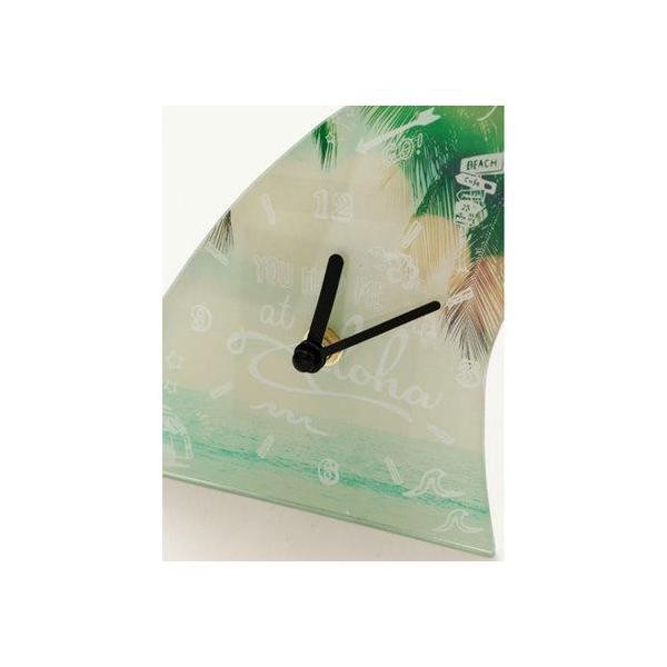 ◆【Kahiko】オーシャンフィンクロック グリーン