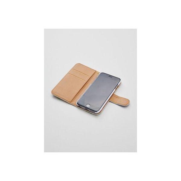 【カヤ】iPhone8/7兼用 手帳型ケース 和モダンプリント その他2