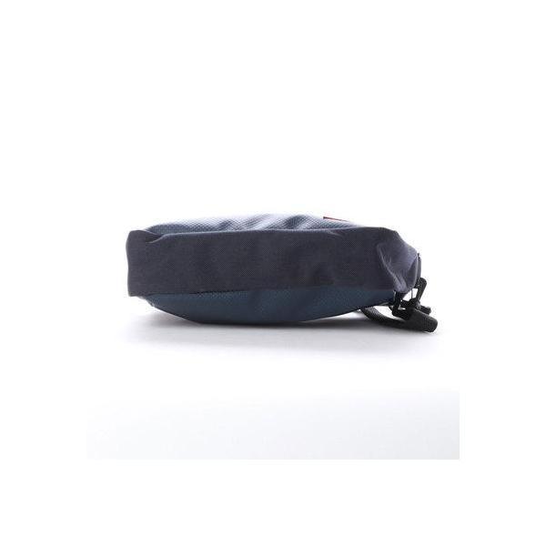 マンハッタンポーテージ Manhattan Portage Matte Vinyl Jogger Bag (Navy)