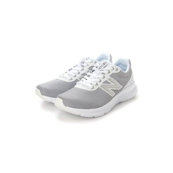 ニューバランス new balance レディース 陸上/ランニング ランニングシューズ W411 W411B (ホワイト)