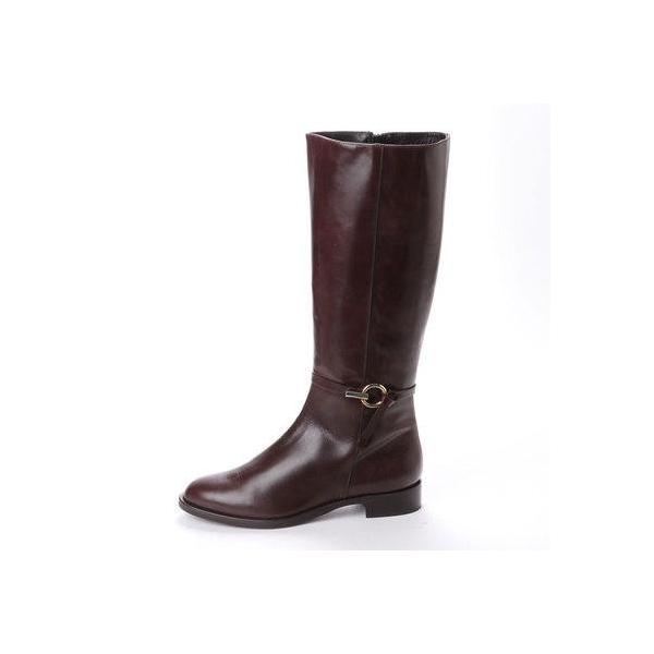 エヌティ NT(NUMBER TWENTY-ONE) ブーツ (DBR)