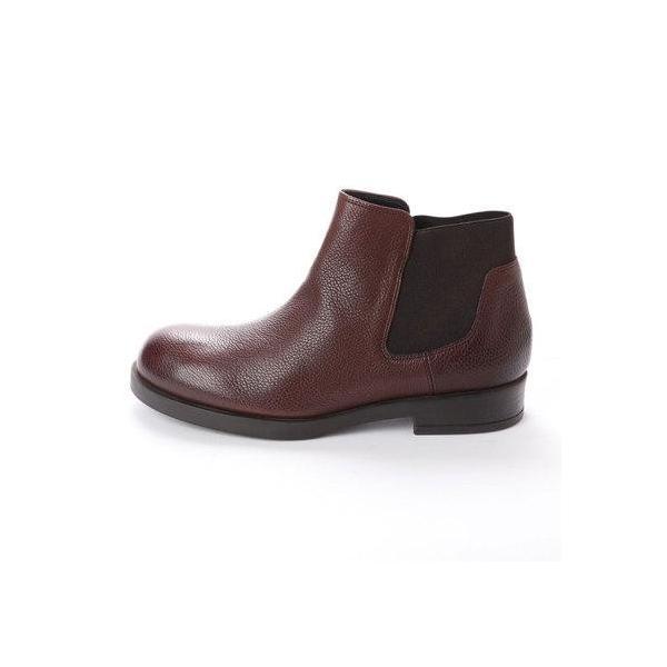 エヌティ NT(NUMBER TWENTY-ONE) ブーツ (MARRONE)