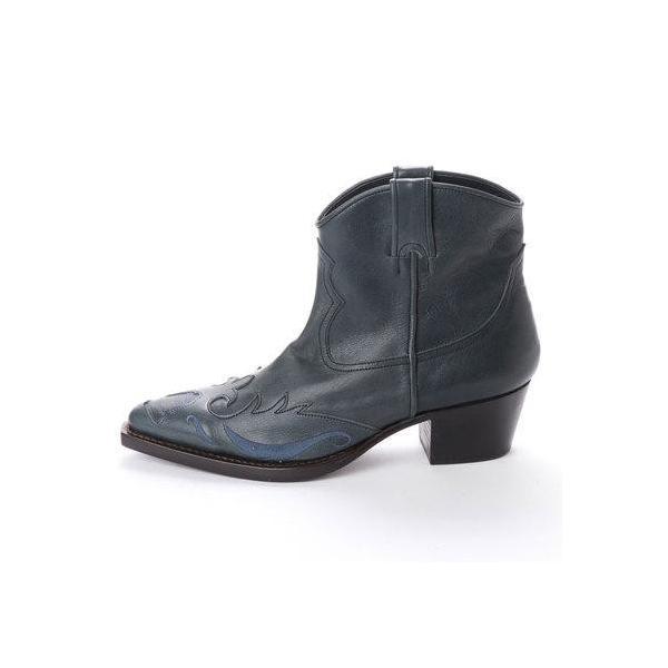 エヌティ NT(NUMBER TWENTY-ONE) ブーツ (NV)