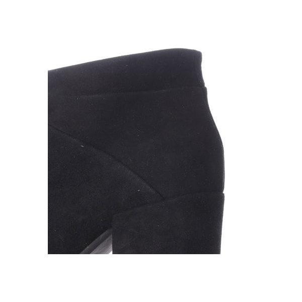 エヌティ NT(NUMBER TWENTY-ONE) ブーツ (NERO)
