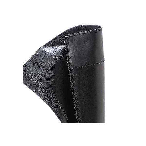 ピッティ Pitti ロングブーツ (ブラック)
