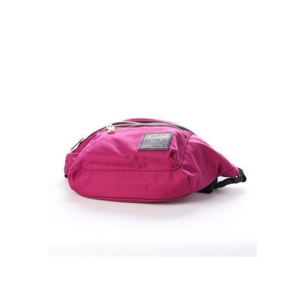 パスディス PASSE-DIX シンプルウエストポーチ (ピンク)