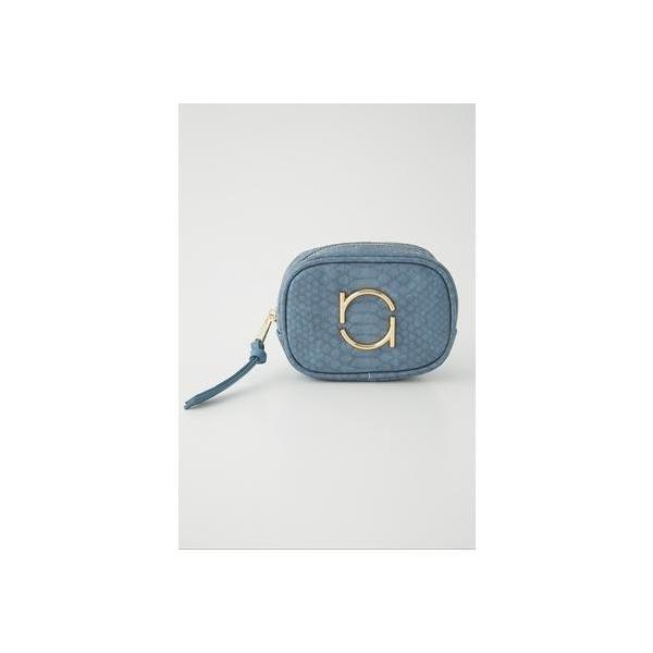 リエンダ rienda r plate mini pouch (ライトブルー)