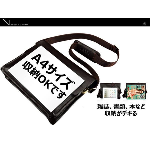 本革 ビジネスバッグ ショルダーバッグ メッセンジャーバッグ メンズバッグ カジュアル バッグ 斜めがけバッグ 鞄 カバン メンズ鞄 斜めがけ 便利 おしゃれ locoprime 09