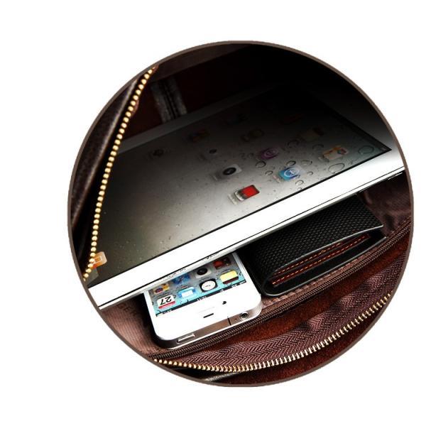 本革 ビジネスバッグ ショルダーバッグ メッセンジャーバッグ メンズバッグ カジュアル バッグ 斜めがけバッグ 鞄 カバン メンズ鞄 斜めがけ 便利 おしゃれ locoprime 10