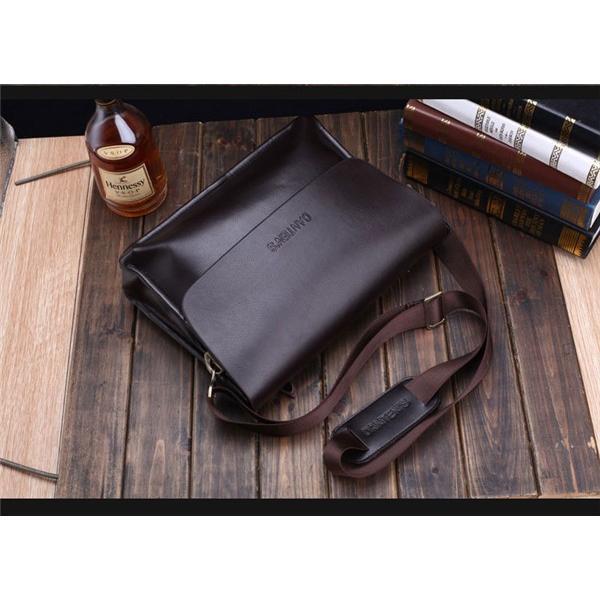 本革 ビジネスバッグ ショルダーバッグ メッセンジャーバッグ メンズバッグ カジュアル バッグ 斜めがけバッグ 鞄 カバン メンズ鞄 斜めがけ 便利 おしゃれ|locoprime|05
