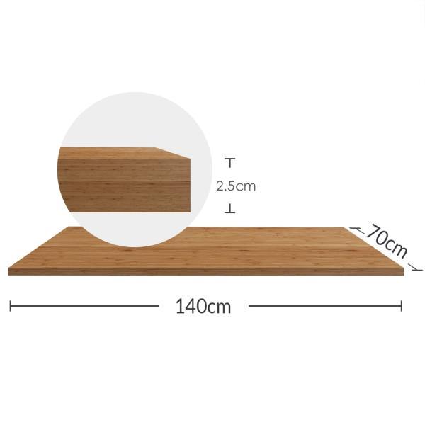 Flexispot スタンディングデスク 天板 テーブル DIY 天板 パソコンデスク オフィスデスク 直角 140*70cm 4色選択 dr1407 loctek 04