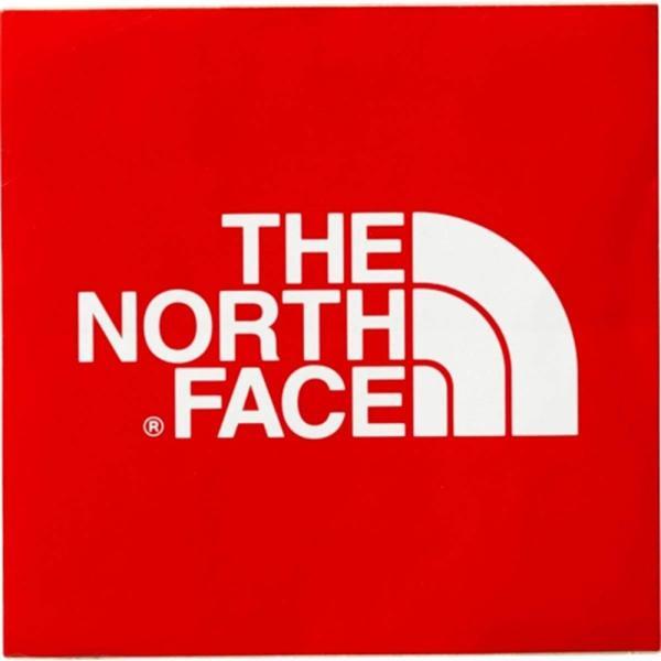 THE NORTH FACE ノースフェイス TNFステッカー 小