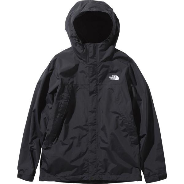 THE NORTH FACE(ノースフェイス) スクープジャケット(メンズ) Scoop Jacket NP61940 ブラック×ホワイト|lodge-annex