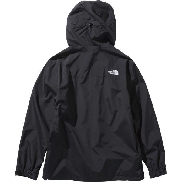 THE NORTH FACE(ノースフェイス) スクープジャケット(メンズ) Scoop Jacket NP61940 ブラック×ホワイト|lodge-annex|02