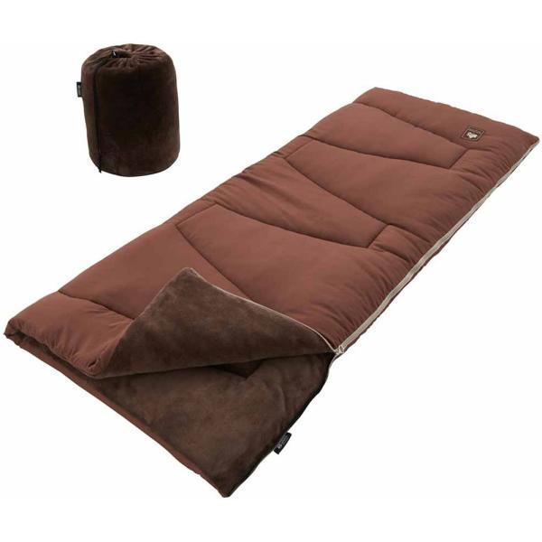 ロゴス LOGOS 丸洗いソフトタッチシュラフ・−4 寝袋 キャンプ 封筒型シュラフ 車中泊 保温性 洗濯可