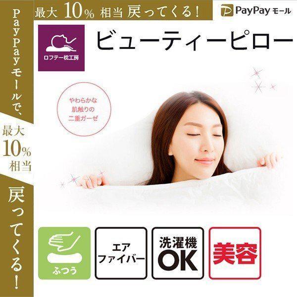 佐伯チズ 監修 エアウィーヴ × ロフテー 共同開発 「 ビューティー ピロー 」 美しくなりたい女性のための 話題 美容枕|lofty