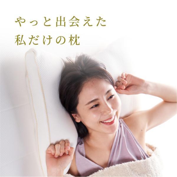 【浅田真央さん愛用】 ロフテーが追求したストレートネックにも対応する枕「ソフィットピロー」 エラスティックパイプ(やわらかめ素材) lofty 10