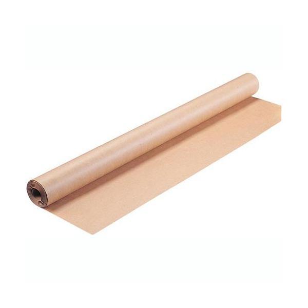クラフト紙 ロール紙 未晒 50g 1200mm×50M 10巻セット (緩衝材 クラフト 梱包 未晒 梱包用 養生 クラフト紙)