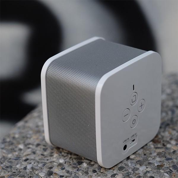 iPhone8 / 8Plus対応 cear(シーイヤー)VRサウンド BluetoothスピーカーPave(パヴェ)CP-PAVE-1000-NW|logitec|05
