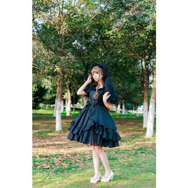 ロリータ ワンピース ロリータドレス ドレス|loliloli|02
